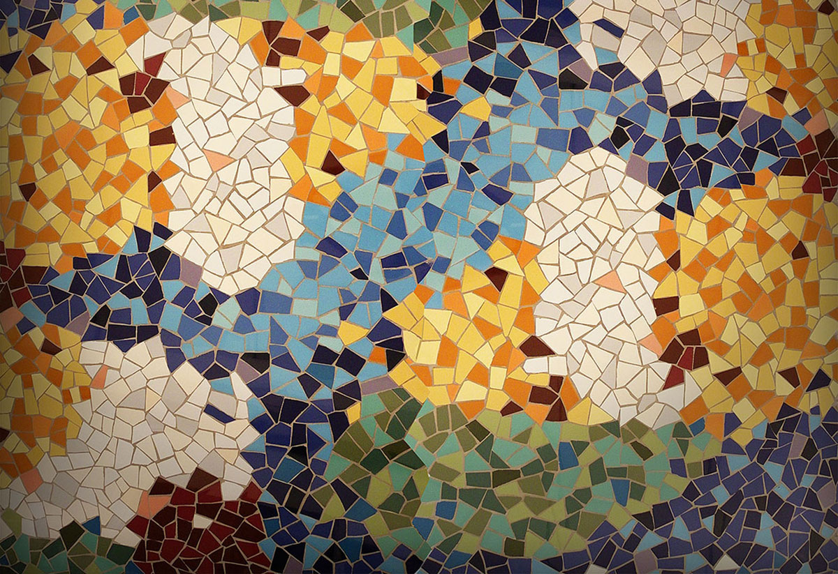 Collages de Gaudí